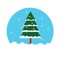 App Icon for Holidays and Occasions Sticker App in Poland App Store