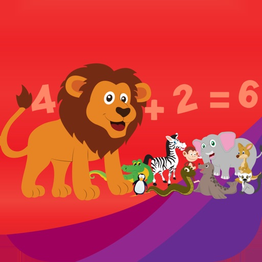 ReadAble Storiez -Counting Zoo