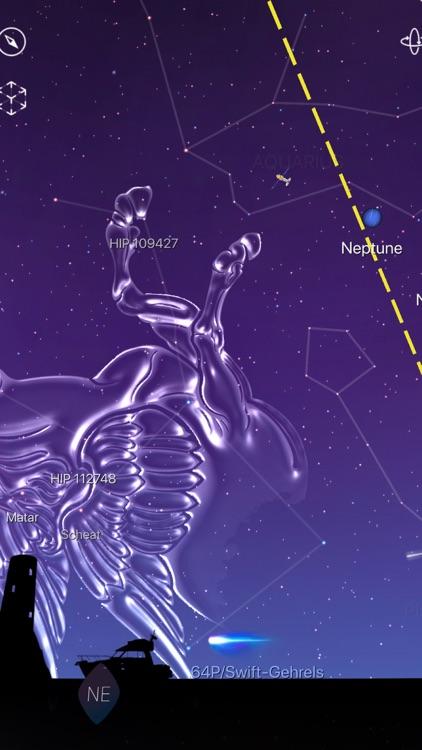Night Sky screenshot-4