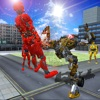 ロボット戦争シム - ロボットの街 - iPhoneアプリ