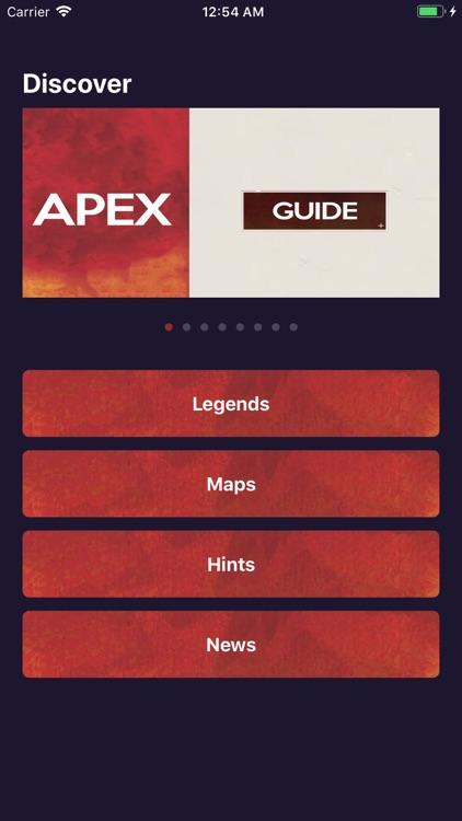 Guide Book For Apex Legends