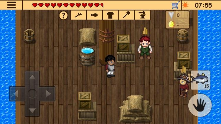 Survival RPG 3:Lost in Time 2d screenshot-3