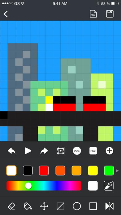 Divoom Pixel Art Community Iphoneアプリ Applion