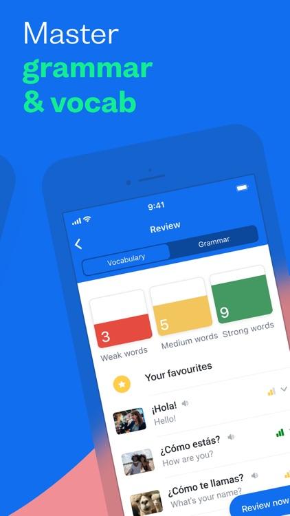 Busuu: Language Learning App screenshot-3