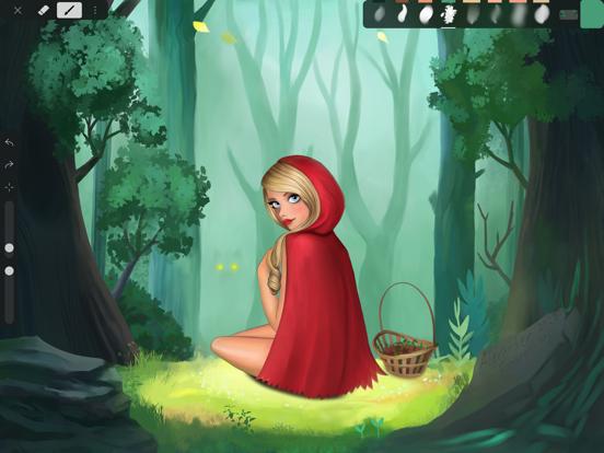 iPad Image of iArtbook - Digital Painting