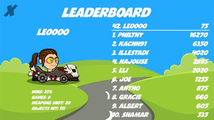 Rocky Race - Fun Online Game screenshot-6