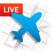 フライトレーダー24(Flight Live), 天気情報