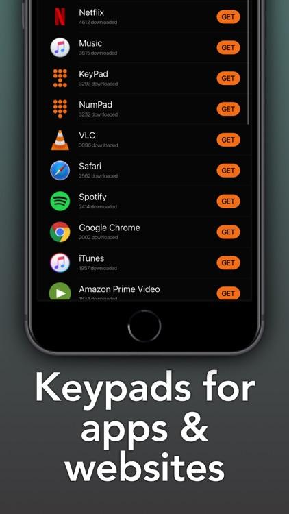Remote, Keyboard & Mouse [Pro] screenshot-5