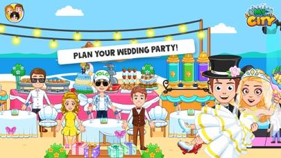 My City : Wedding Party screenshot 3