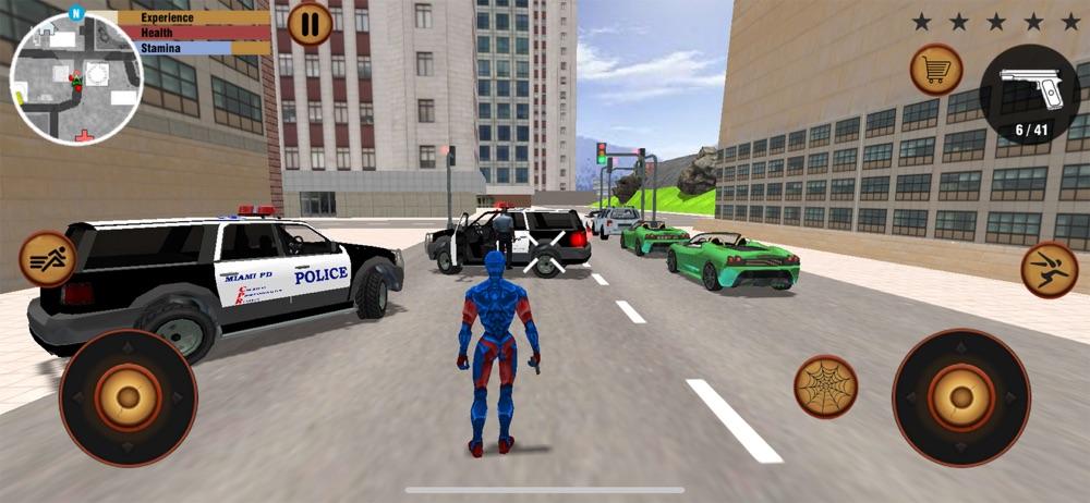 Flying Spider Stickman hero Cheat Codes