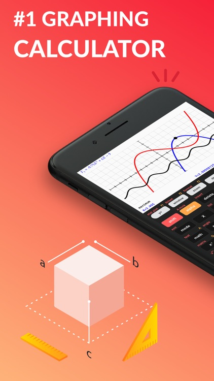 Taculator Graphing Calculator screenshot-3