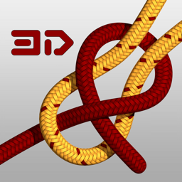 Ícone do app Knots 3D (Nós)