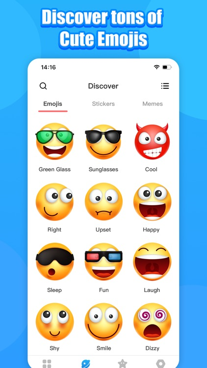 Emoji Stickers for Texting screenshot-3