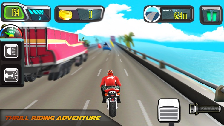 Highway Motorcycle Racing screenshot-5