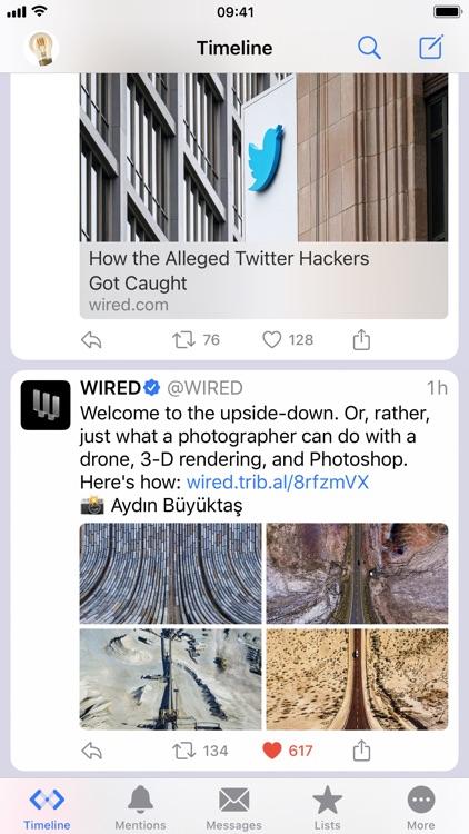 Spring mini for Twitter screenshot-6