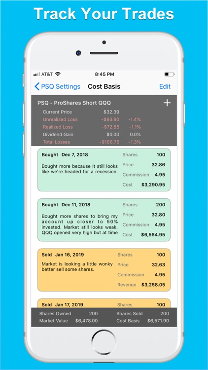 StockHop: Stock Tracker screenshot-7