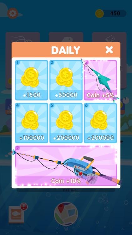 Fancy Fishing Blitz screenshot-4