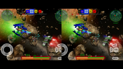 Screenshot from Nemesis Lite