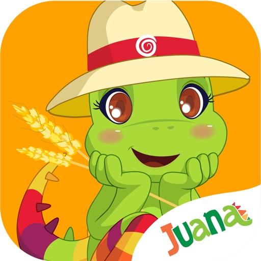 Play & Learn Spanish - Farm icon