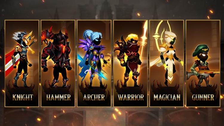 Stickman Legends-Shadow Fight screenshot-6