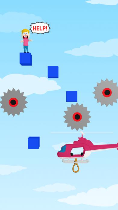 脳トレパズルゲーム - Help copter!紹介画像3