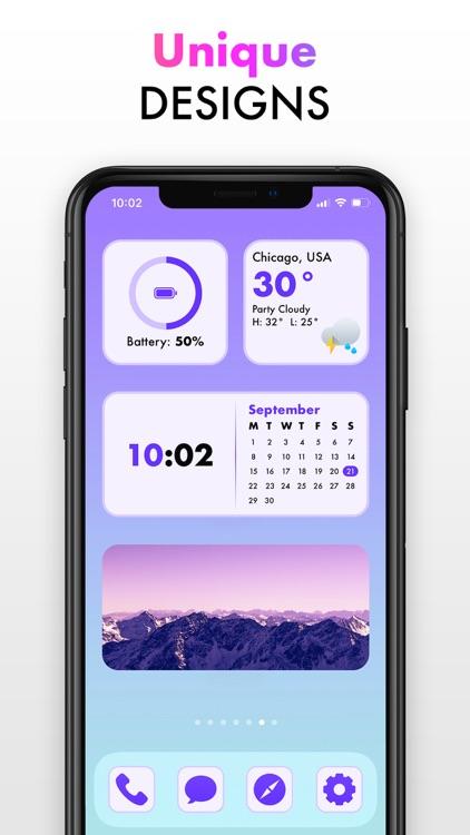 Pro Widget : Color Widgets screenshot-7