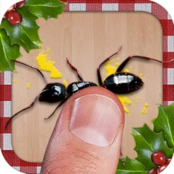Ant Smasher Christmas by BCFG on the App Store