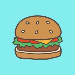 Eat & Food - emoji stickers