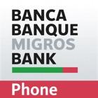 Banca Migros E-banking phone icon