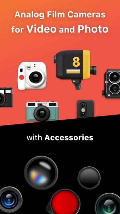 Dazz Cam - Vintage Camera & 3D