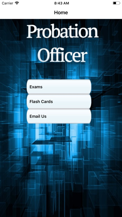 Probation Officer Exam Prep screenshot 1