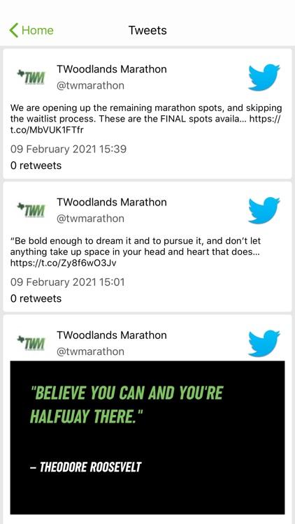 The Woodlands Marathon screenshot-8