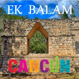 Ek Balam Cancun Mexico Tour