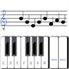 音楽教師のチューターを読むことを学ぶ - ソルフェージュ1