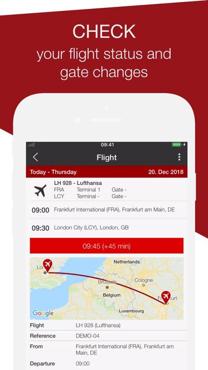 travelload itinerary manager screenshot-3