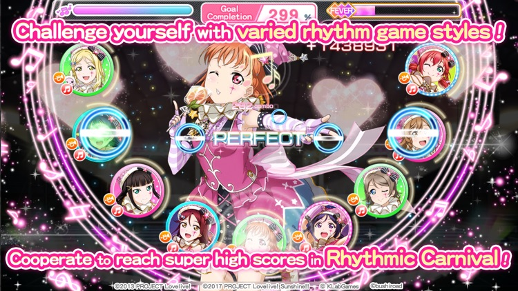 Love Live!School idol festival screenshot-4