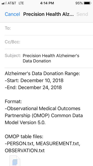 Precision Medicine Alzheimer