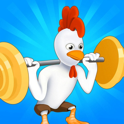 Workout Rooster