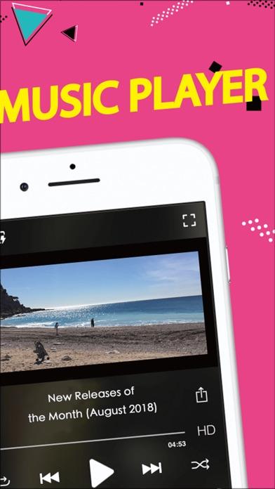 Unlimited Music MP3 Player:MB3 - AppRecs