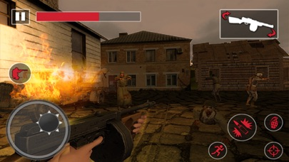 World War 2: Zombie Survival screenshot three