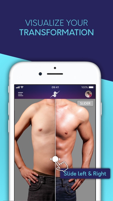BodyShapr: Body Progress Photo Screenshots
