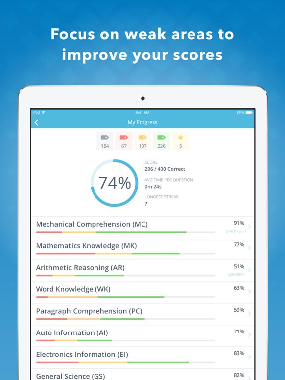 ASVAB Mastery: Semper Fi screenshot 4
