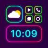 アイコン着せ替えとウィジェット作成 - Themify - iPhoneアプリ