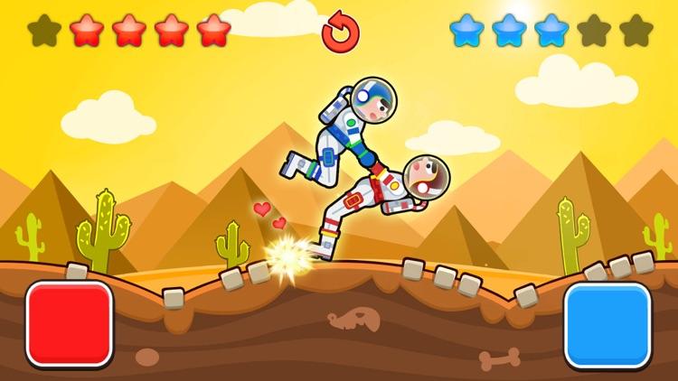Wrestle Jump Man-Fight Club screenshot-0