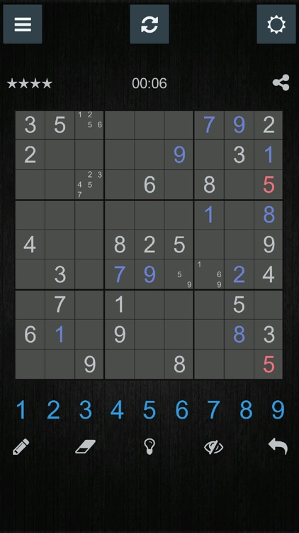 ™ Sudoku screenshot-3