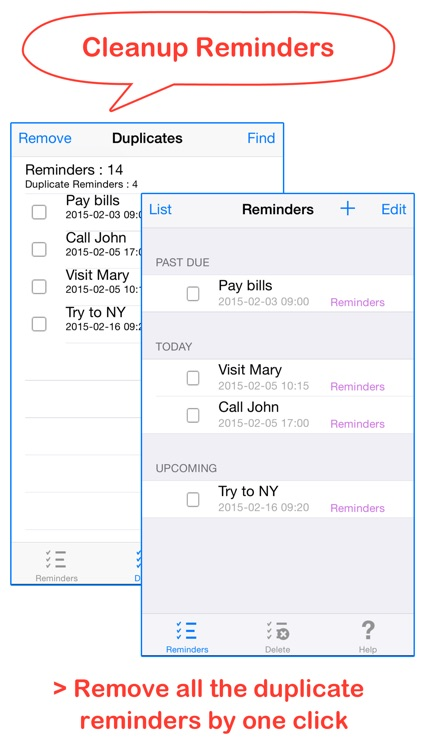 """Task Manager – """"for Reminders"""""""