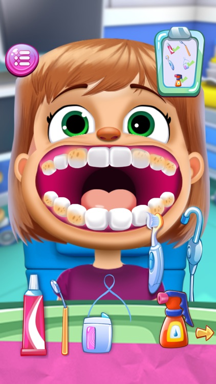 Dentist Care: The Teeth Game screenshot-4