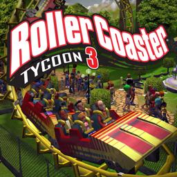 Ícone do app RollerCoaster Tycoon® 3