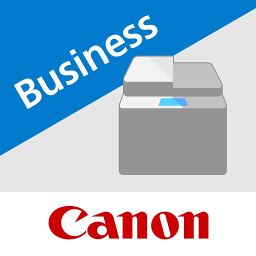 Canon PRINT Business iOS App