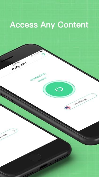 Daily VPN - Secure VPN Proxy screenshot-4